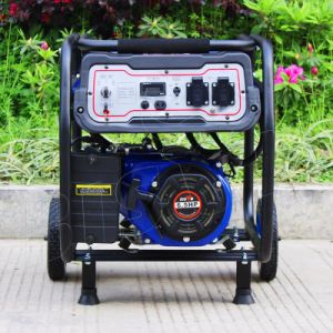 Bison (China) Nuevo tipo BS2500e de 2 kw 2kVA 2000W de cable de cobre 138f del motor de 5.5HP Chino Portátil Generador Gasolina