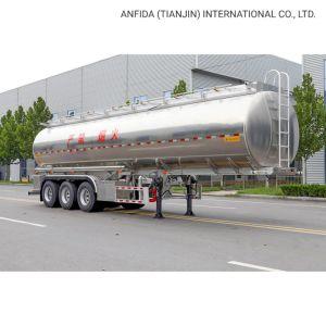 3 EIXOS Alumínio Petroleiro de Óleo Combustível