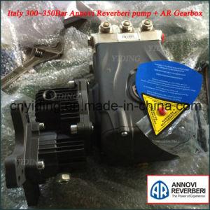 100bar軽量イタリアArの高圧Triplexポンプ(RC12.10C+F44)