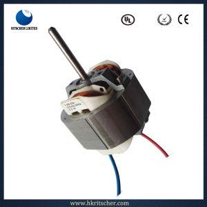 Ahorro de energía de la serie 58 Polo sombreado AC Motor del ventilador para aire acondicionado