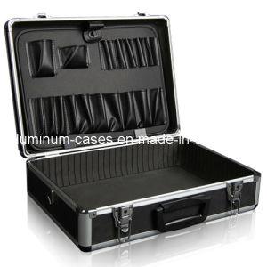 Maletín de aluminio Caja de herramientas profesionales barato mueble Kit de herramientas