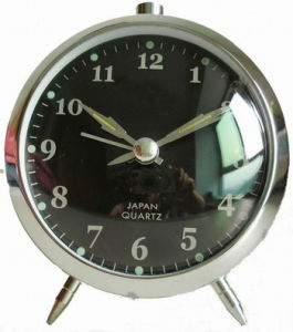 Réveil en métal Bell (214)