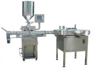 Colar máquina de enchimento automático (QZ-J)