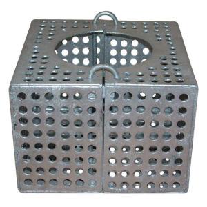 MGalvanised 로즈 Boxassage 의자 (GJ005A)