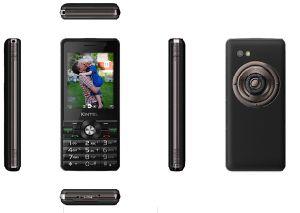 Telemóvel com grande alto-falante duplo SIM Dual Standby (K301)