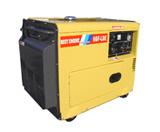 Дизельный генератор с EPA и низкий уровень шумов и генератор/Gen-set ( 3Квт/5 квт/6 КВТ)
