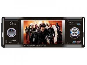 4  ein Lärm-DVD-Spieler mit Touch Screen/Bluetooth/FM (CL-401)