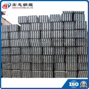 Estructura de acero galvanizado de materiales de construcción haz C/canal