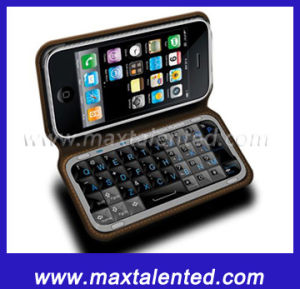 Telefone Flip Qwerty 3GS TV WiFi Celular (T2000)