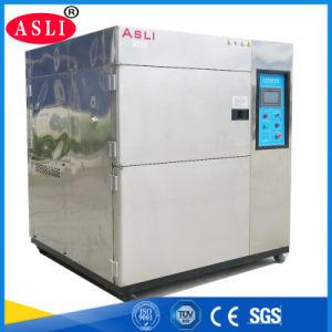Alta e Baixa Temperatura ambiente da câmara de ensaio de choque térmico programáveis