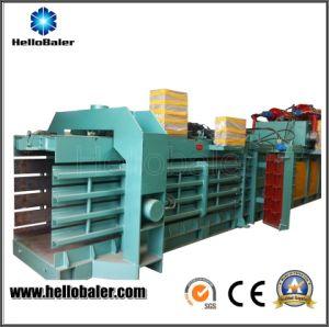 Экономичная автоматического удаления отходов пресс с 20-25 тонн высокой емкости