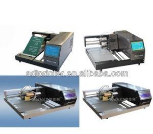 물자 포일 인쇄 기계 기계에 자동 인쇄