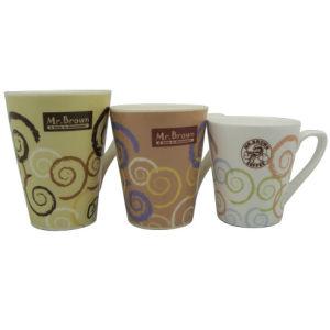 Promotie versterk de Mok van de Koffie van de Mok van het Porselein