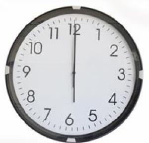 Horloge contrôlée par radio (KV1513)