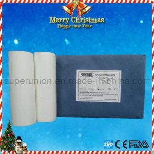OEM Medical Gauze Bandage (Sterile e Available Non-sterile)