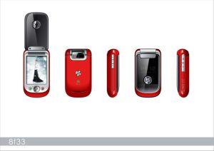 Telefono mobile della fascia TV del quadrato (A1900)