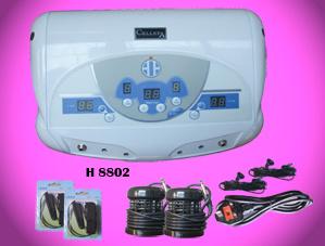 Ion Detox spa para pies con MP3 8802