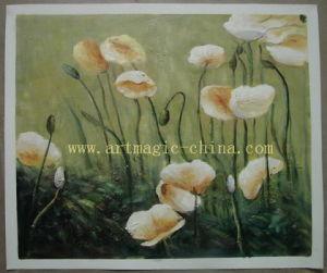Het Olieverfschilderij van de bloem (HH001)