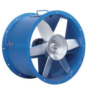 Wand-Zange-Gefäß-Ventilations-axialer Ventilator