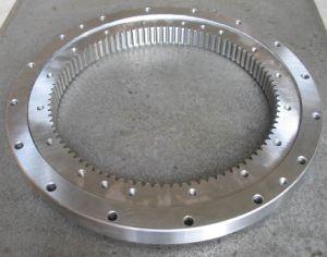 Quatro pontos de contacto bola rolamento giratório para Cran e escavadoras (010. *)