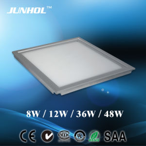 300*300 12W LED Panel Light Dimmable, met Ce RoHS SAA c-Tick UL