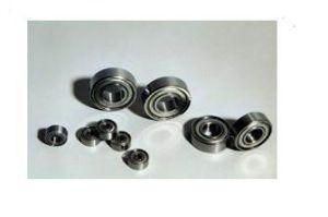 Los cojinetes de bolas de ranura profunda (El sistema de pulg.)