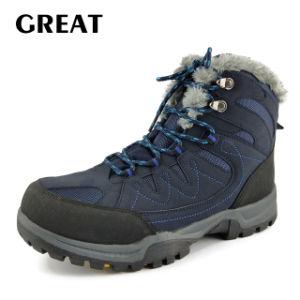 Greatshoe по современным стандартам безопасности из натуральной кожи для походов Зимой открытый ботинки Man спортивную обувь в нескольких минутах ходьбы ботинки оптовая торговля