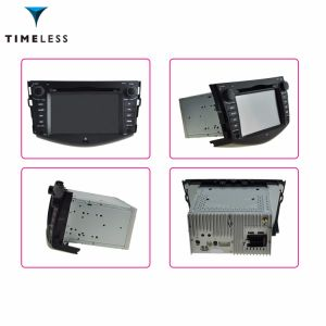 Andriod Timelesslong 6.0/7.1 2 DIN Car DVD para Toyota RAV4 2008-2011 7 com/WiFi (TMT-9990)