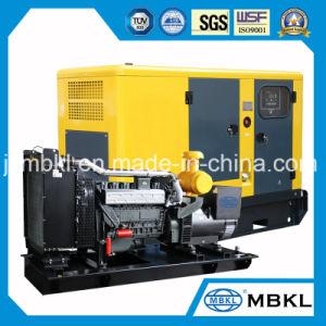 150kVA Weichai vendita diretta del generatore fabbrica diesel silenziosa insonorizzata/impermeabile di Ricardo