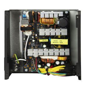 Gamemax Gp 650W 의 Perfermance 범위 전력 공급