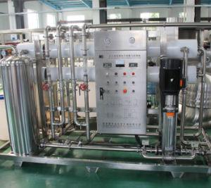 병에 넣어진 물을%s Jiangsu 식용수 처리 공장 기계장치 가격