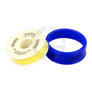 De gele Band van de Verbinding van de Draad PTFE van 100% voor de Band van het Gas