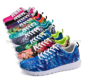 Venta caliente OEM EVA Moda zapatos de deporte de malla