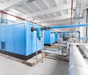 Tubo di aria di alluminio spesso di alta qualità per condizionamento d'aria