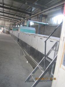 Plastique renforcé de fibre de verre plat (PRF) de la plaque de toiture, panneau de toiture en fibre de verre