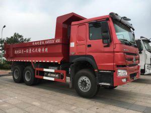 HOWO Sinotruk Camión de Descarga y de Volquete