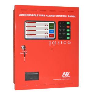 AwFp100 Asenwareデジタルのアドレス指定可能な火災報知器システム