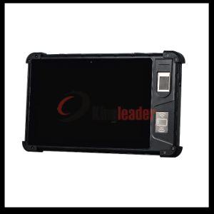 4G LTE 8pulgadas resistente de huella dactilar IP65 Android7.0 Water-Proof OS Tablet PC con NFC y Ce (K805)