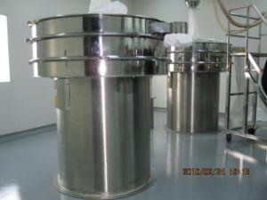 Hot Sale du sable de silice de machines de dépistage rotatif RA800