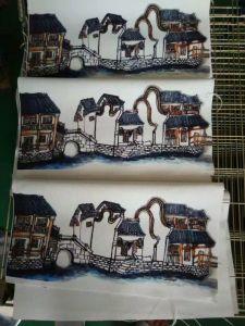 Stampante della tessile della cinghia Fd1638 per stampa diretta del cotone
