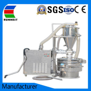 Elektrische Förderanlagen-Maschine des VakuumRaz-3 für Weizen-Mehl