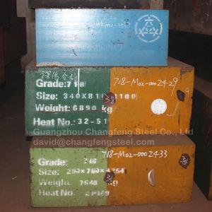 Aço do molde 1.2738/P20+Ni morrer a Chapa de Aço