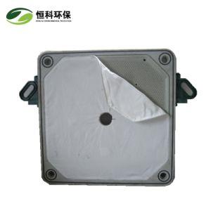 Очищения воды поставщика спецификации фильтра нажмите тканью