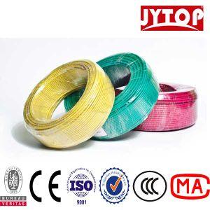 Cabo flexível de fio flexível com isolamento de PVC 3X2.5sq. Mm