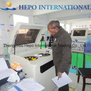 ケニヤの普及した自動実験装置化学生物化学の検光子