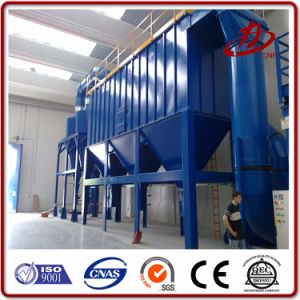 Collettore di polveri industriale dell'aspirapolvere per l'impianto di ad energia solare (DMC)