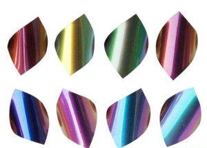 魔法カラー釘のゲルのポーランド語のための変更のカメレオンの粉の顔料