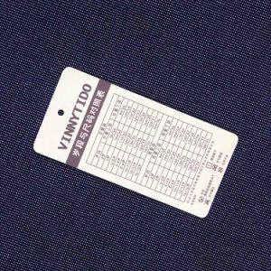 Etiquetas de colgar la ropa de diseños de joyería en Guangzhou