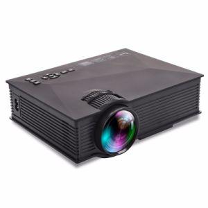 Unic Mini800 und 600 volle HD LED 1080P steuern Kino-beweglichen Projektor UC46 automatisch an