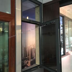 Низкая цена алюминиевая дверная рама перемещена из закаленного стекла окна для коммерческого использования